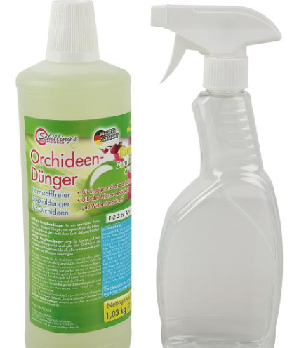 Orchideendünger 1 Liter Konzentrat