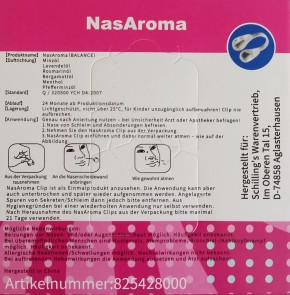 NasAroma Balance 2x 2 Stück